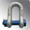 Nut & Bolt D Shackle